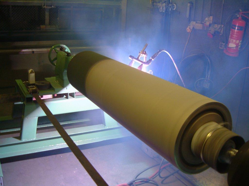 Thermal Spray Coatings from Alphatek
