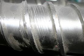 Rotor Thermal Spray Coatings